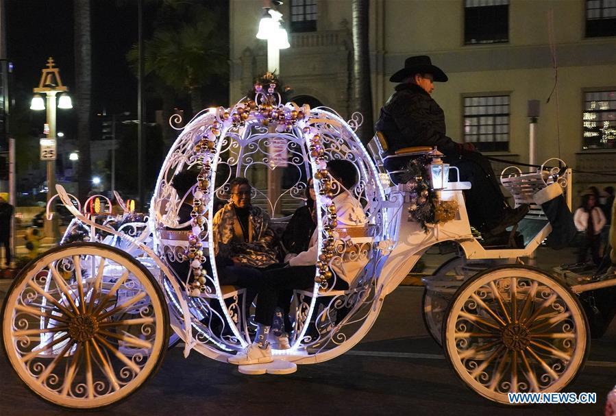 27th Festival of Lights held in Riverside, California