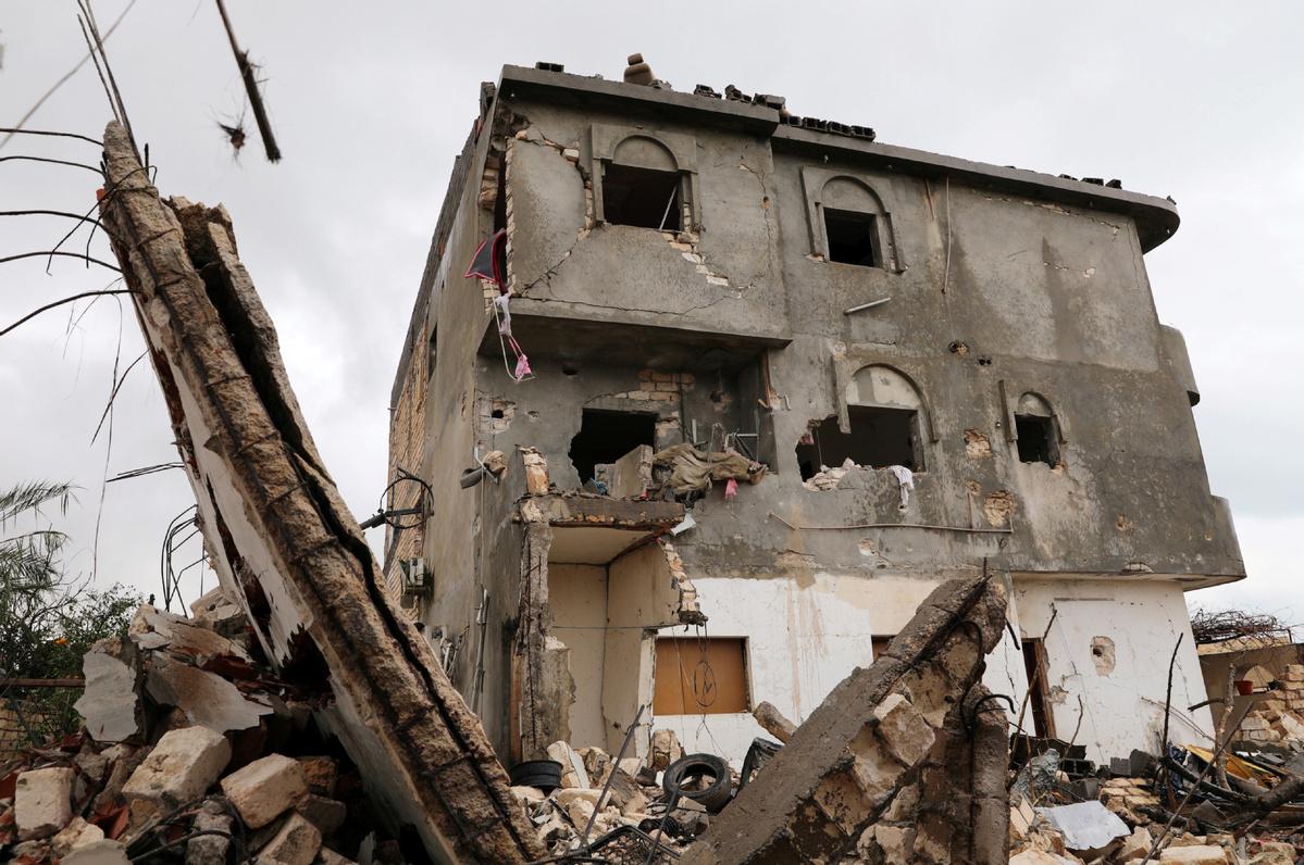 UN condemns military escalation in, around Libyan capital