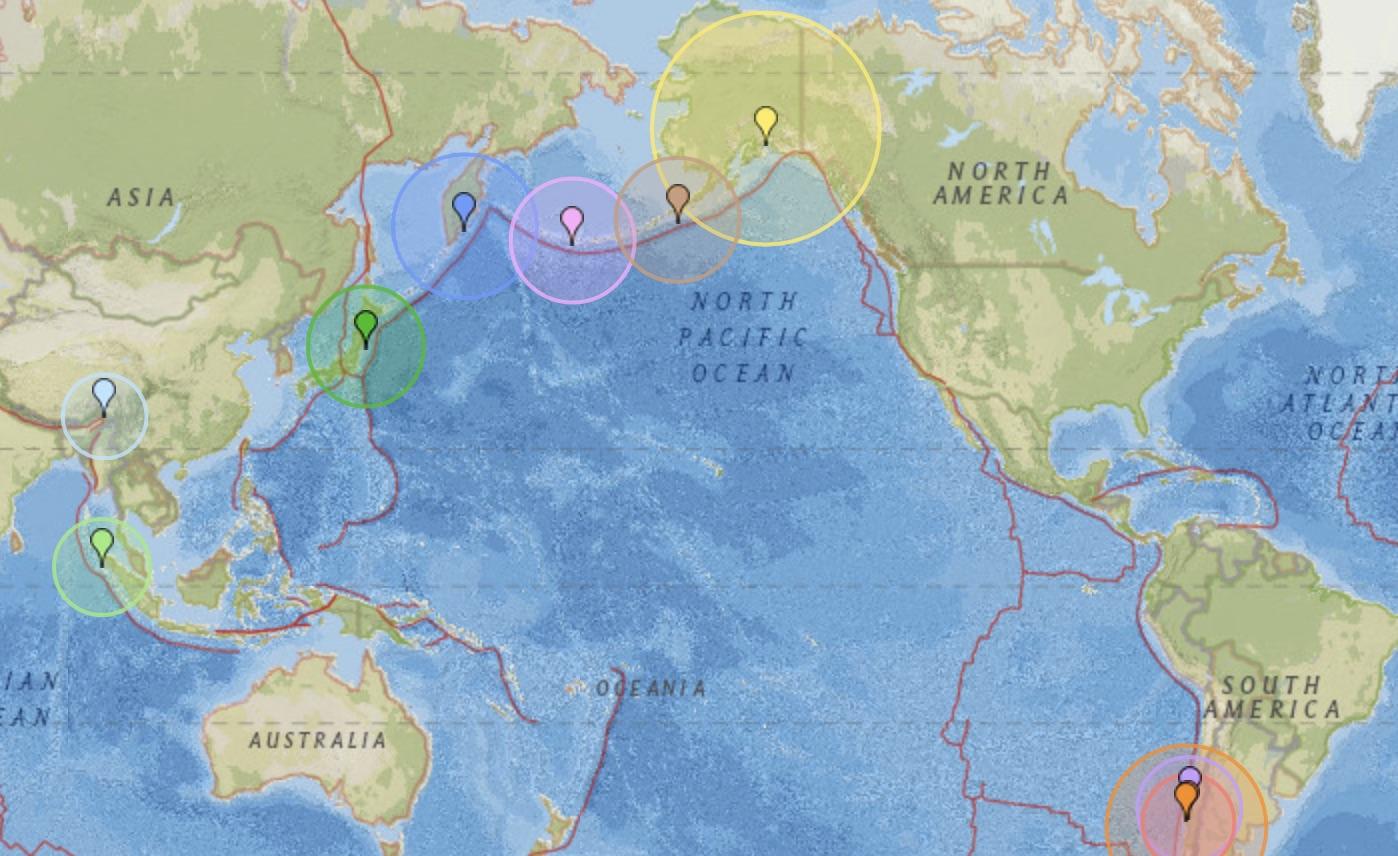 5.5-magnitude quake hits 9 km W of Santa Teresa, Nicaragua: USGS