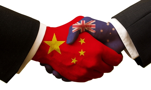 Australia seems to favor prudent China policy