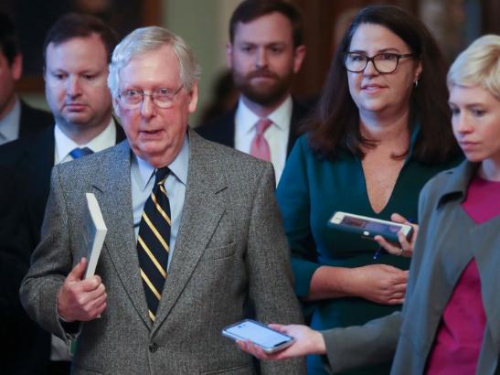 Deadlock in US Senate over Trump impeachment