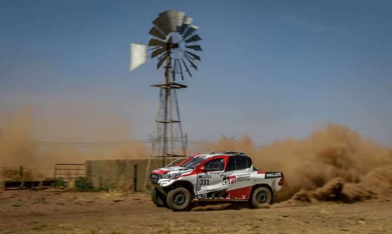 Alonso aims to make history as Dakar Rally heads to Saudi