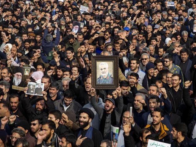 Assassination of Iranian commander raises fears of turning Iraq into battleground