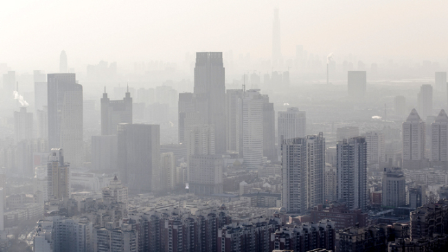 Long-term exposure to PM2.5 increases risk of stroke: Chinese study