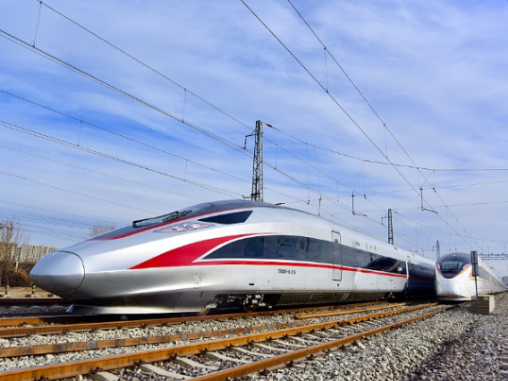 Chinese high-speed railway giant to debut on A-share market