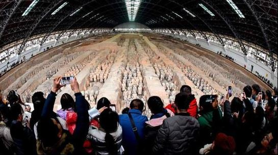 Emperor Qinshihuang's Mausoleum records 9 mln visitors in 2019