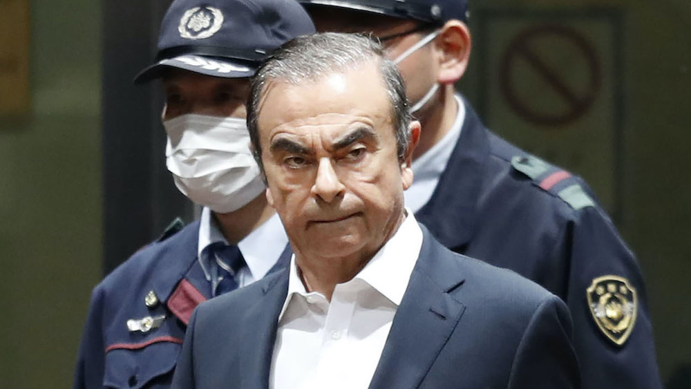 Lebanon did not plan Ghosn's escape: minister