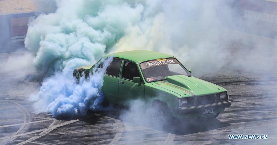 Summernats Car Festival held in Canberra, Australia