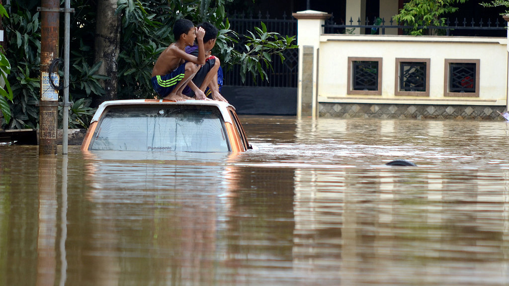 Death toll from floods, landslides rises to 53 in Indonesia's capital