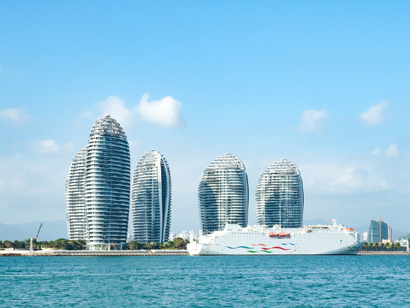 Hainan province to boost shore power facilities construction