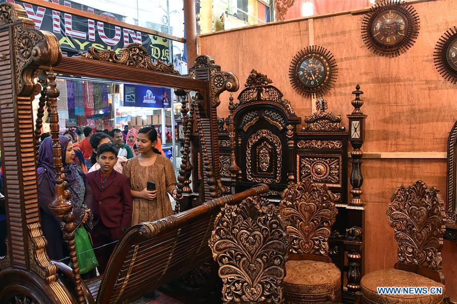 In pics: Dhaka International Trade Fair