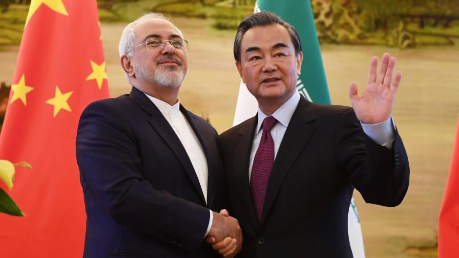 Chinese FM says China to play constructive role in maintaining peace, security in Middle East