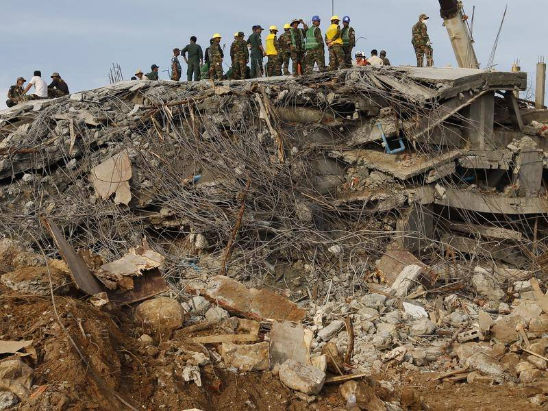 Death toll in Cambodia building collapse rises to 36, as rescue ends: PM