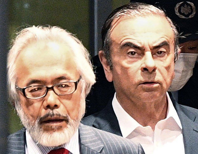 Ghosn lawyer outraged by Japan's justice system and escape