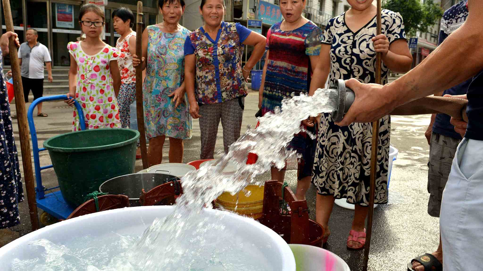 China improves groundwater monitoring system