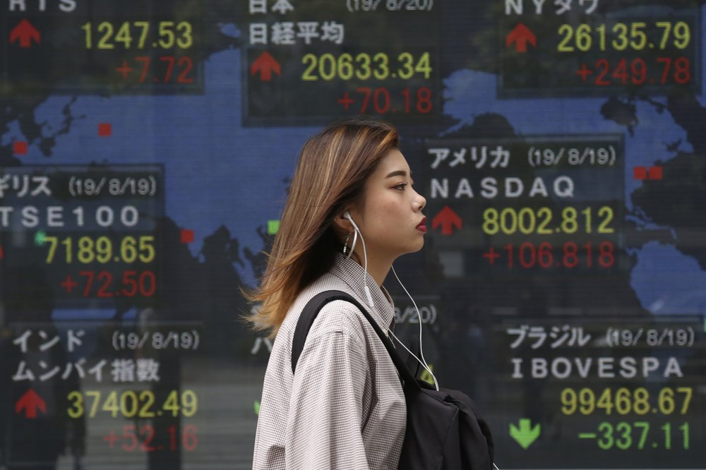 Tokyo stocks open lower on 1st trading day of 2020 amid US-Iran tensions
