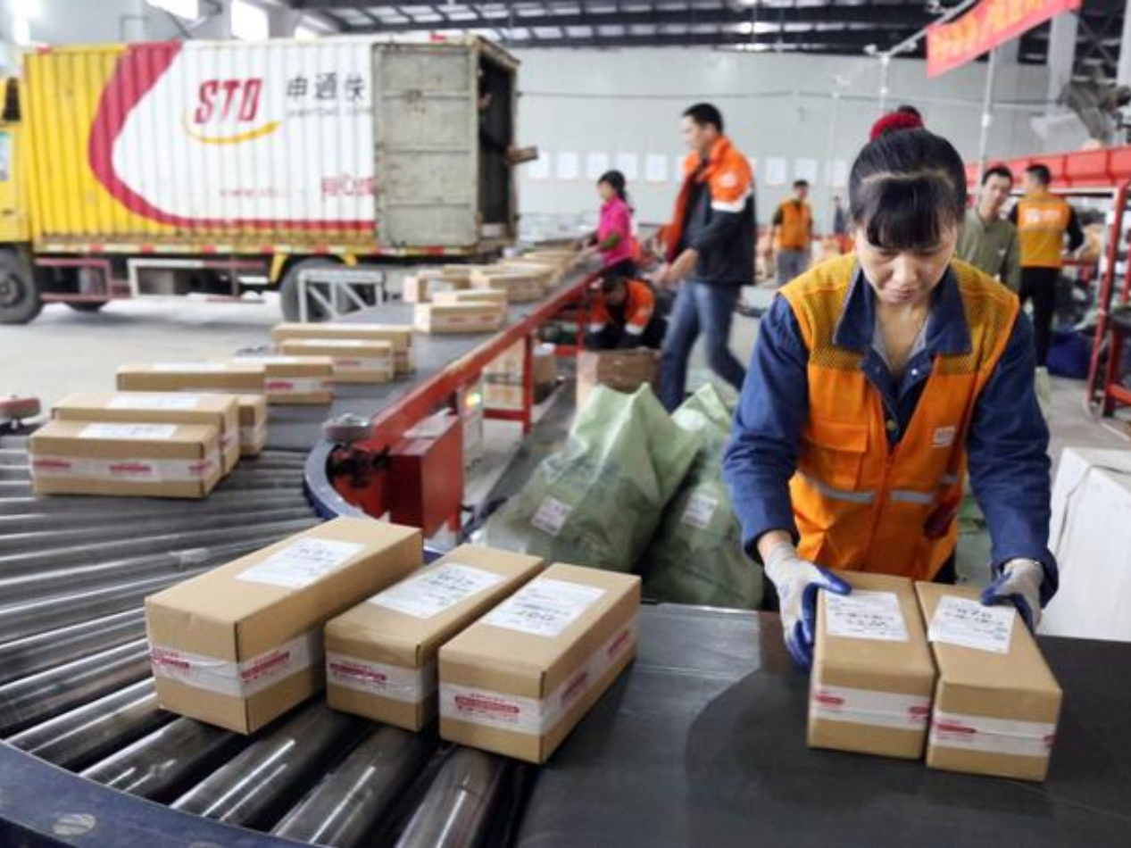 China's courier industry No.1 for 6 consecutive years