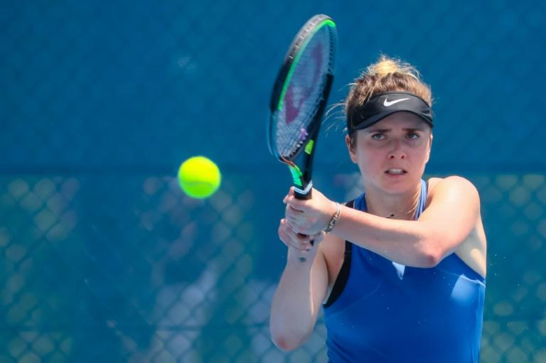 Svitolina says she's on the right path for Slam glory