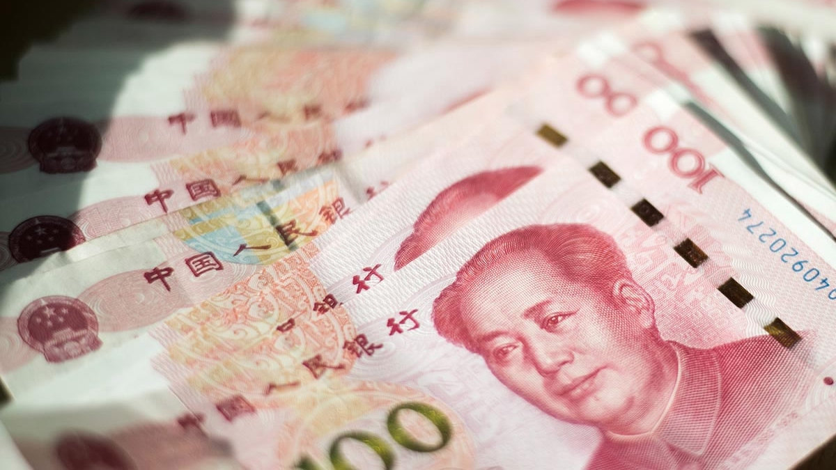 RMB's share of global forex reserves hits record: IMF