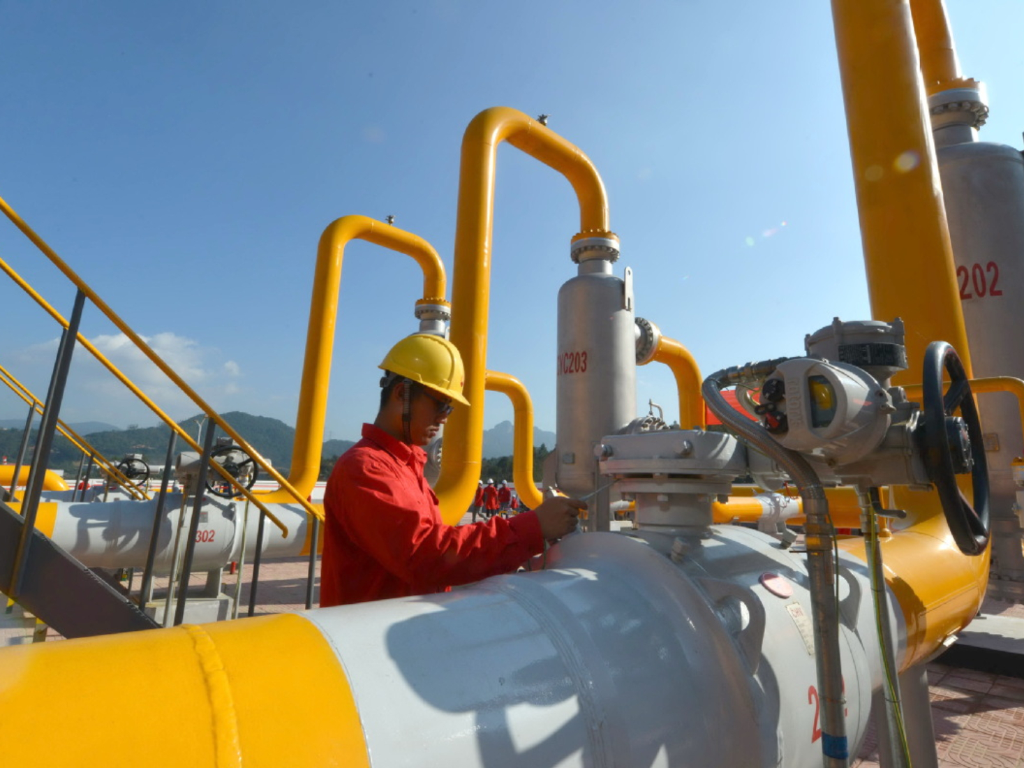 China-Central Asia gas pipeline transports 47.9 billion cubic meters in 2019