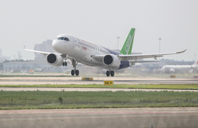 China's civil aviation sector registers robust growth in 2019
