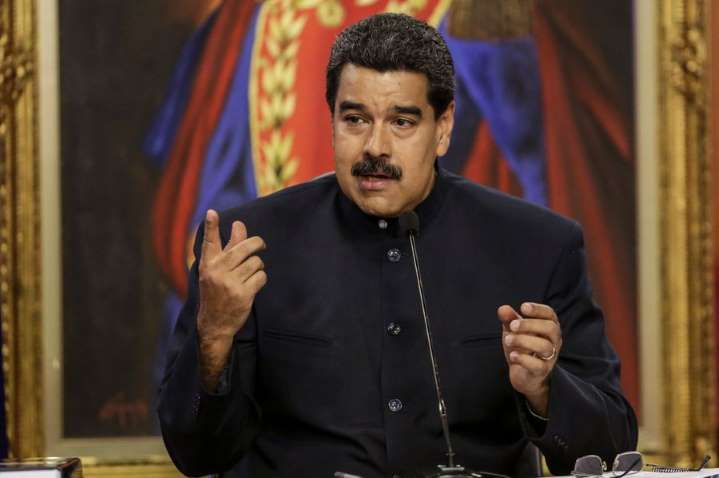 Venezuelan president recognizes National Assembly's new board of directors