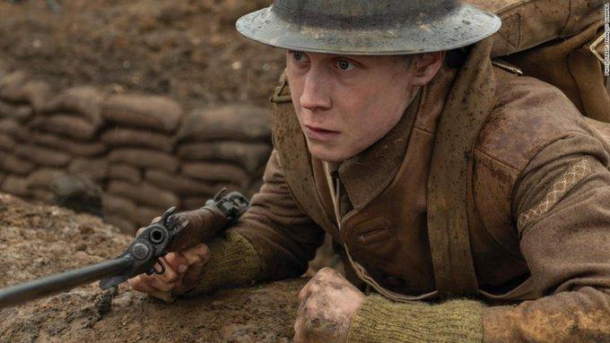 War film '1917' stuns Golden Globes as Tarantino bags most prizes
