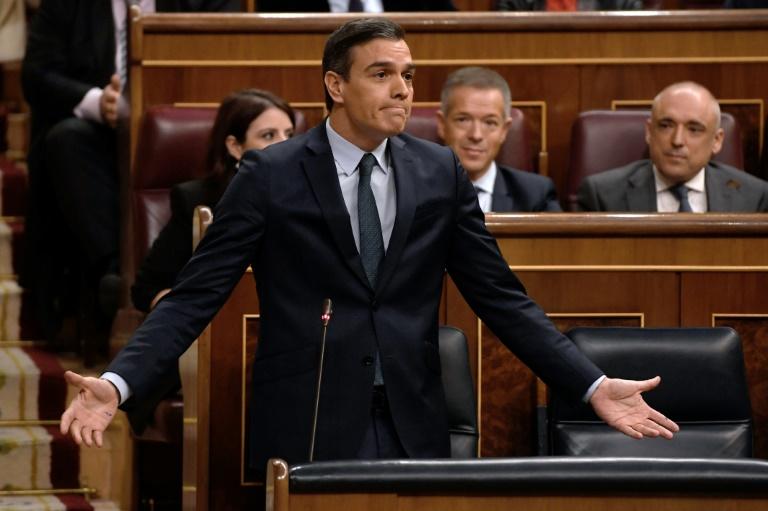 Spain's Sanchez loses first bid to return as PM, eyes fresh vote