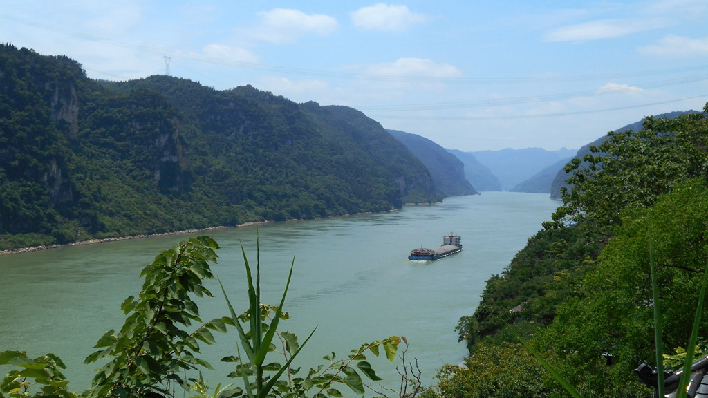 China resolute in combating water pollution along Yangtze River