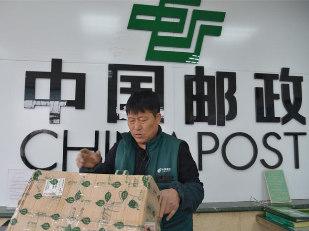 China's express delivery sector registers robust growth in 2019