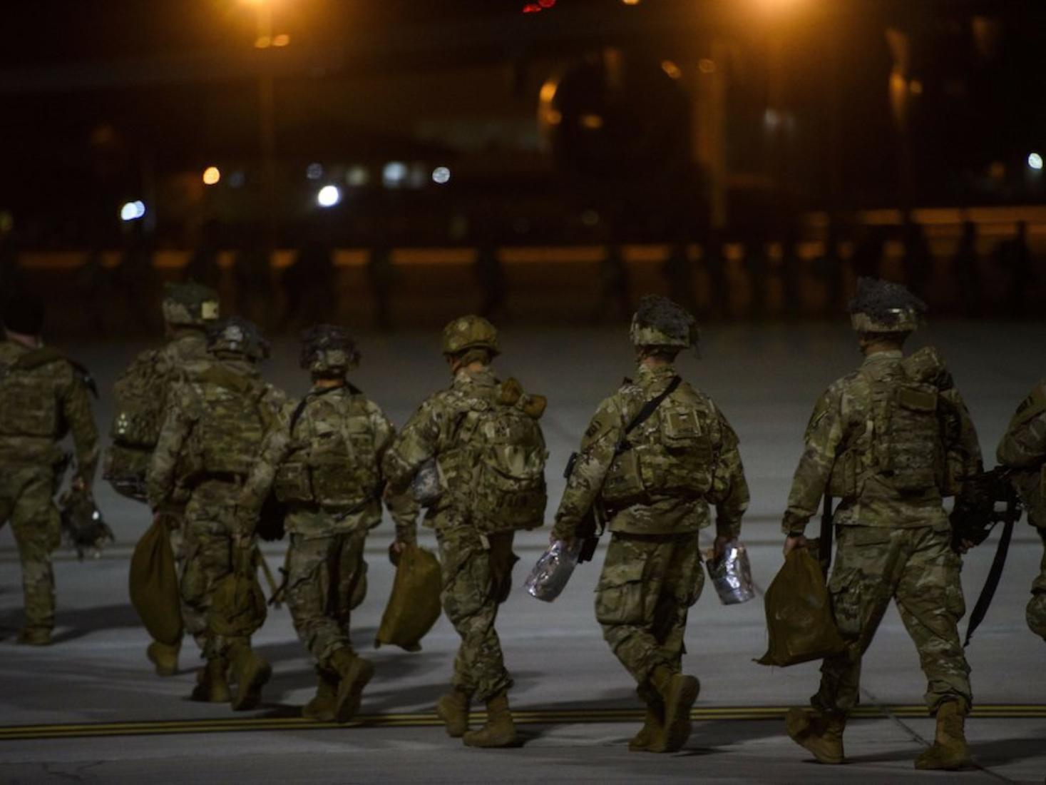 Trump threatens sanctions if Iraq expels US troops