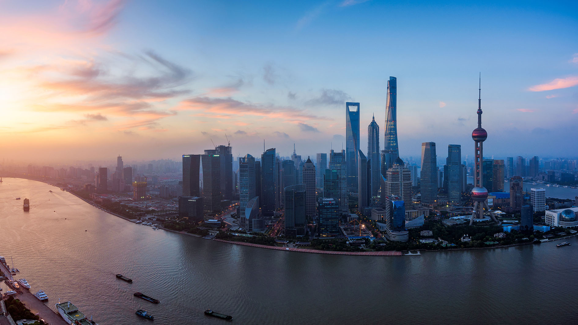Shanghai to beef up high-tech industries in Pudong
