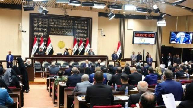 Iraqi parliament asks gov't to end presence of foreign forces in Iraq