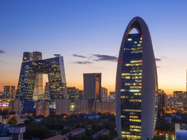 China's three major megalopolises compared