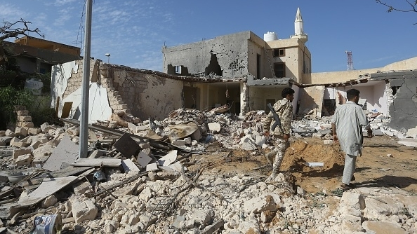 Death toll from airstrike in Libya's Tripoli climbs to 30