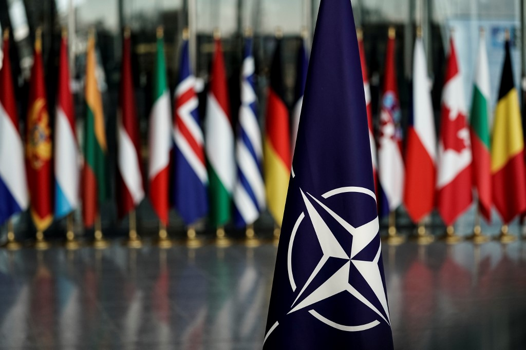 NATO says taking 'some personnel' out of Iraq