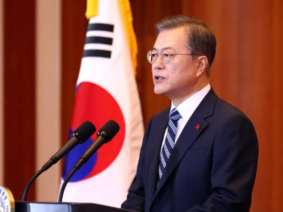 S.Korean president offers DPRK broader inter-Korean cooperation