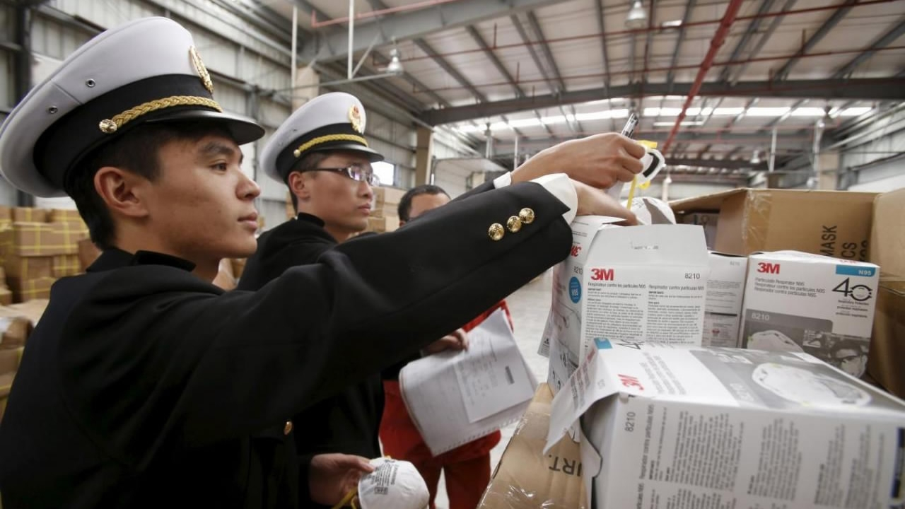 Beijing customs busts frozen seafood smuggling ring