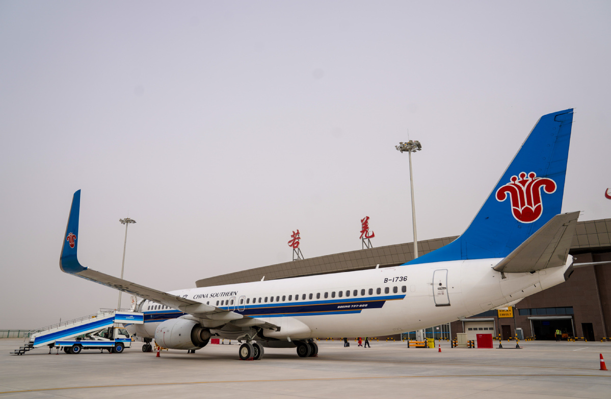 Infrastructure picks up speed in Xinjiang