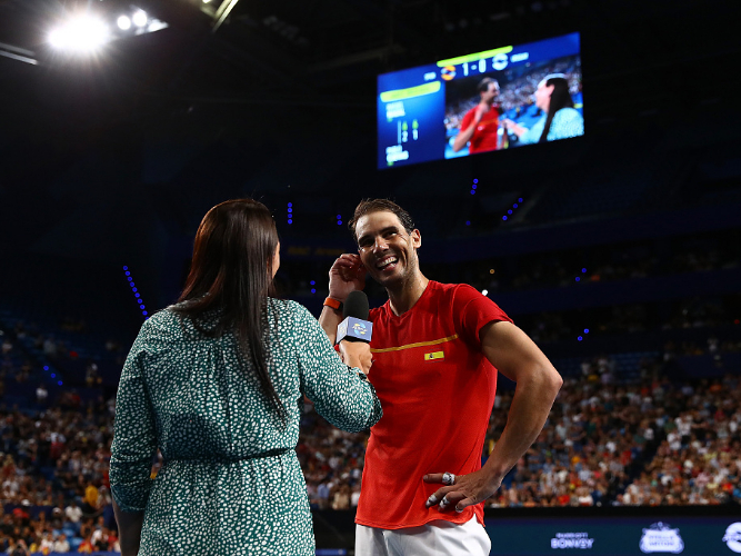 ATP Cup day 4 roundup: Nadal flawless as Djokovic braves brutal conditions