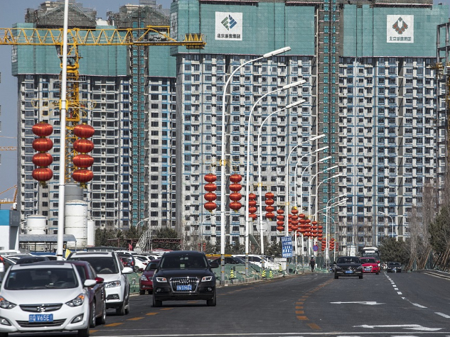 Beijing's sub-city center plans Asia's largest underground transportation hub by 2024