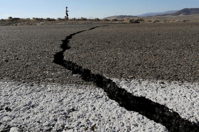 6.4-magnitude earthquake hits NW of Indonesia, no tsunami warning