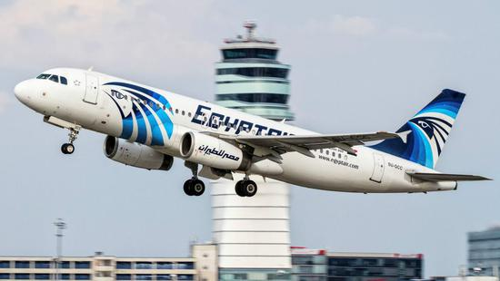 EgyptAir temporarily suspends service to Baghdad over security concerns