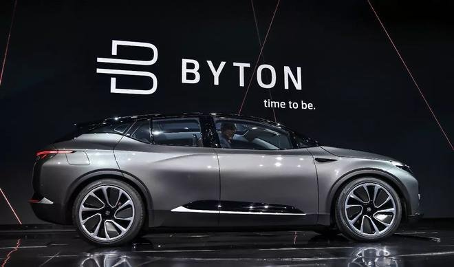 China's leading electric car producer Byton launches global partnership at CES