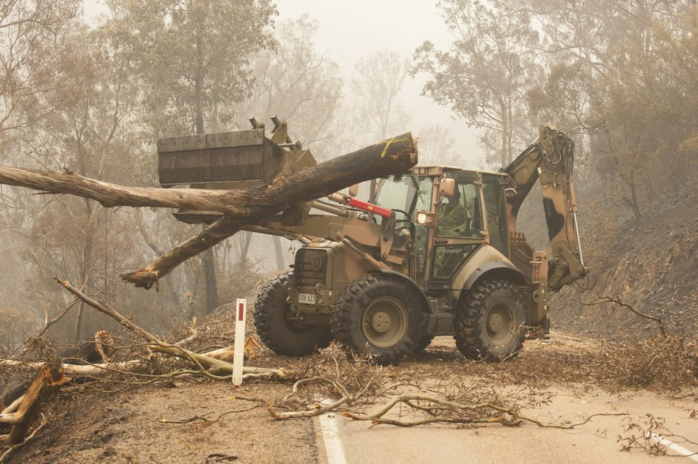 Australia to pay 'whatever it takes' to fight wildfires