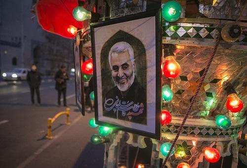 Netanyahu says Israel takes no part in US killing of Iranian commander