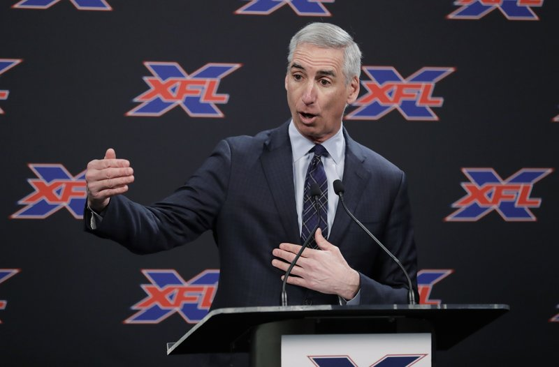 XFL to unveil rules innovations when it kicks off next month