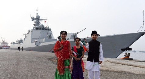 China, Pakistan joint naval exercise first in a series