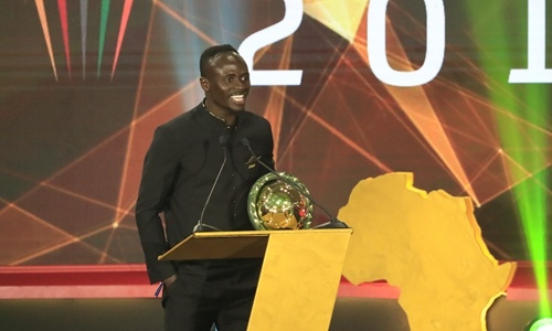 Mane crowned Africa's Player of the Year