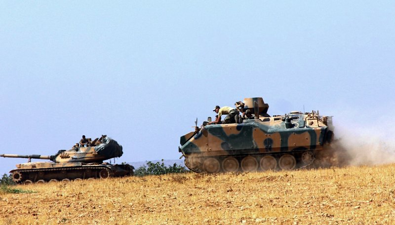 European powers reject Turkey's decision to send troops to Libya